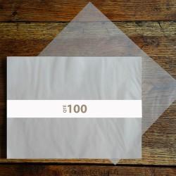 Feuilles papier cristal A3 297 x 420 mm