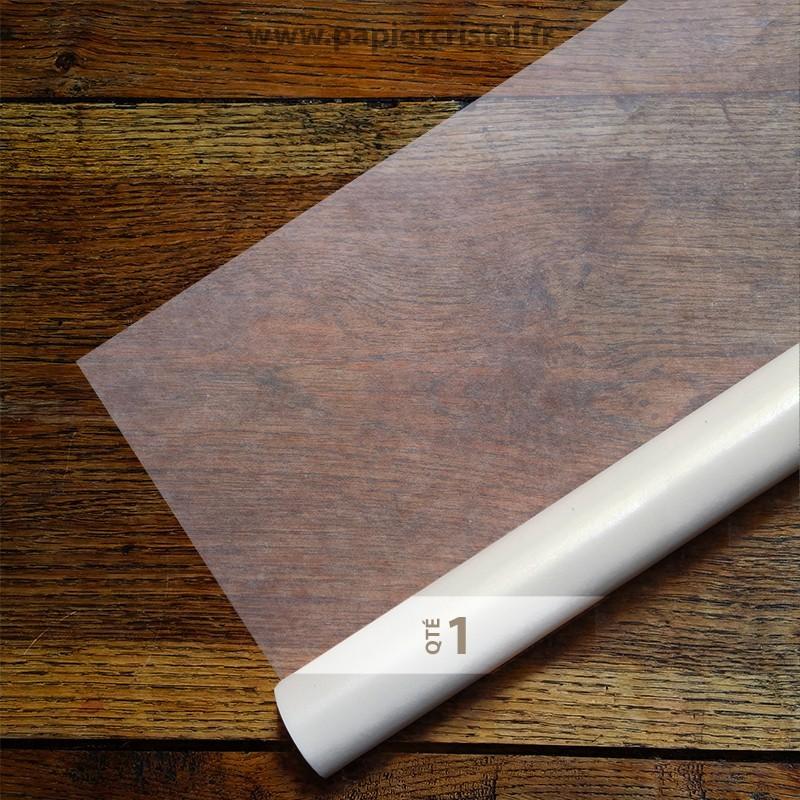 Rouleau de papier cristal 500 x 5000 mm