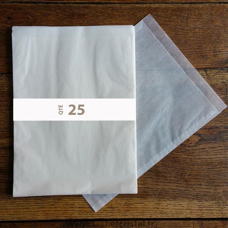 Sachets Cristal 230 x 300 rabat 20 mm