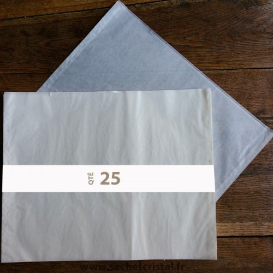 Pochettes cristal 530 x 418 rabat 4 mm