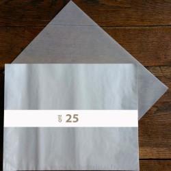 Feuilles papier cristal 60 x 80 cm